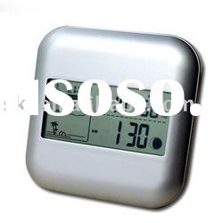 weather station/LCD clock/weather station clock/table clocks/Wireless Weather Station