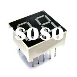 "0.36""2 common cathode 16 segment LED digital display"