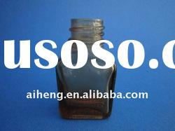 10ml light amber essential oil bottle
