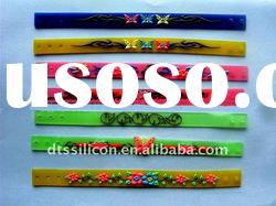 2011 hot sale health rubber bracelet Silicone