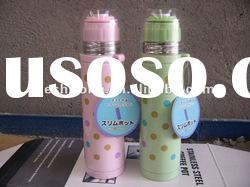 2011 new design fashionable stainless steel vacuum flasks & thermoses BPA free FDA approved