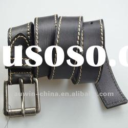 2012 Fashion Casual Cow Genuine High Quality Mens Leather Belts