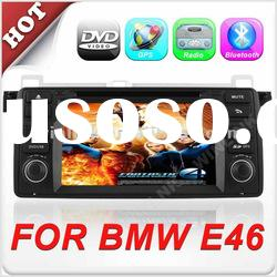 2012 Hot Sell 7 inch 2 Din Touch screen Auto radio For BMW E46