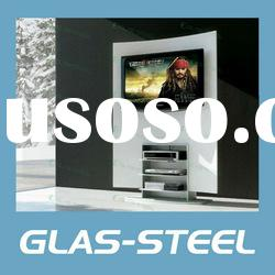 2012 Living Room Modern TV Stand,Glass LCD TV Cabinet WC-ST179