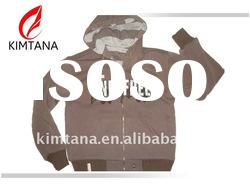 2012 Mens' casual sports wear with hood tracksuit winter jacket SJM-O11023