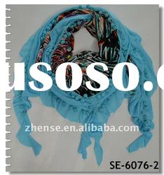 2012 New Spring Summer Fashion Lace Dress Scarf 2012(SE-6076-2)