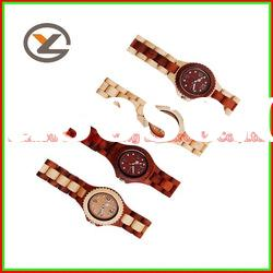 2012 beautiful cheap Fashion wooden watches for small wrists