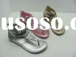 2012 girls fashion sandals (ZW2269)