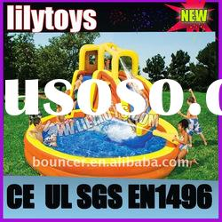 2012 hot-selling PVC inflatable water slide/inflatable water toys/inflatable games