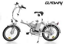 "20"" folding lithium battery electric bicycle"
