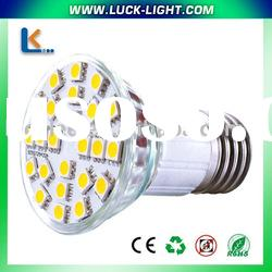 5050 smd led light e27 warm white led light led lamp