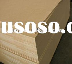 6mm high quality low price raw MDF for decoration or furniture