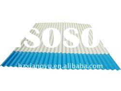 850 type Color corrugated ppgi roofing sheet