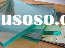 8mm clear toughened glass
