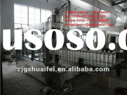 Automatic mineral water bottling filling machine