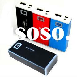 Bar shaped usb portable battery charger, backup battery for mobile phone