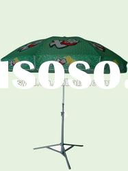 Beach Umbrella with printing Logo for promotion