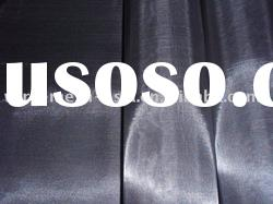 Black/Galvanized/Stainless Steel Welded Wire Mesh (Factory)