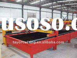 CNC cutting machine CNC plasma/gas cutting table ,CNC steel plate cutting