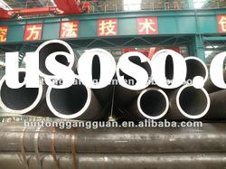 Carbon ST37/ST44/ST42 Seamless Steel Tubes/Pipes