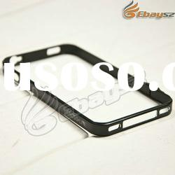 Cross line Aluminum Bumper Frame For iphone 4,Offer Screwdriver And Touch Pen LF-0477