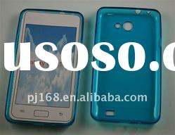 Crystal TPU Cell Phone Cover For Samsung Galaxy R/I9103