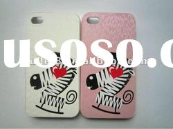 Cute mobile protective case for iPhone/iPhone 4s