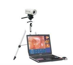 Digital Electronic Colposcope with image workstation