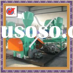 Dry method Sx800 used cable wire recycling equipment