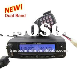 Dual Band Mobile Ham Radio TCVU55