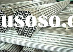 ERW welded carbon ASTMA53/A106 galvanized carbon steel pipe
