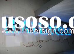 Energy-saving outdoor LED letter sign for customized
