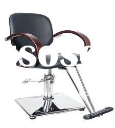European Styling Chair with electroplated base