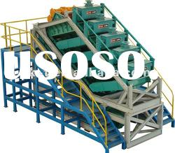 Fine Ore Concentration of High Frequency Vibrating Screen