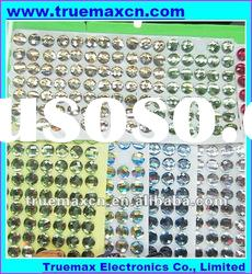 For iPhone 4 Crystal Home Button Sticker, bright shine~