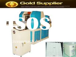 Full Automatic PLC High Speed Paper Napkin Folder