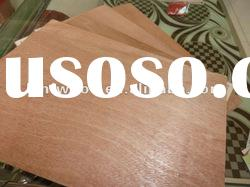 Glossy and matt polyester melamine faced plywood with high quality and low price