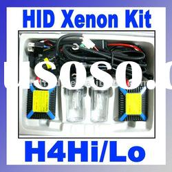 H4 Swing Bulb HID Xenon Kit With Digital Ballasts 35w