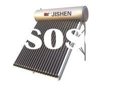 Heat pipe pressurized solar heater(JSHPI-M004)
