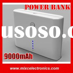 High Capacity Power Bank with Dual USB Output