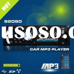 High quality Car mp3 player with USB SD port S2080