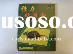 High quality powerful paper board mouse and rat glue traps rat/mouse sticky board