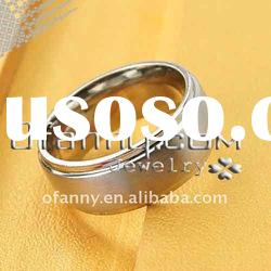 Hot Sale Design Fashion Stainless Steel Ring