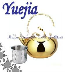 Hot sale stainless steel tea kettle and coffee kettle