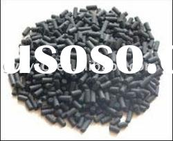 Hot selling Column Activated Carbon for toxic gas purification