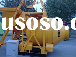 JZM750 good quality electrical portable cement mixer