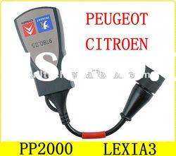 Lexia-3 /PP2000 for Citroen/Peugeot diagnostic tool with best price