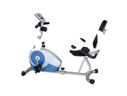 Magnetic recumbent exercise fitness body fit bike