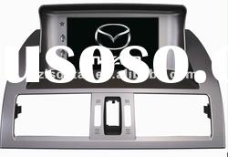 New Mazda 6 Car PC system Product Video 7 inch with GPS,Bluetooth,IPOD,USB,TV Radio8V-CDC PIP