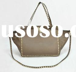 Newest ladies trendy high-end leather handbags 2012